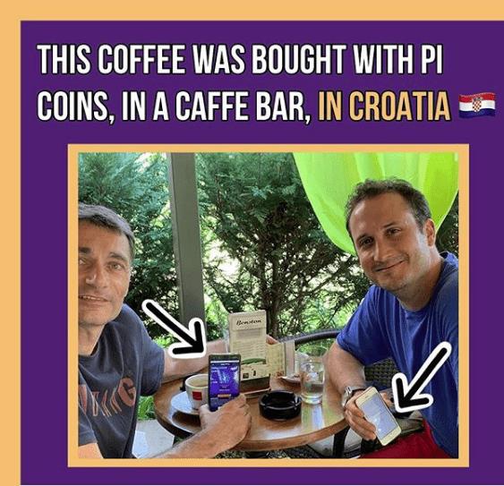 Plaćena kafa Picoinom u Hrvatskoj